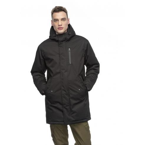 Ragwear Walerio Black Coat