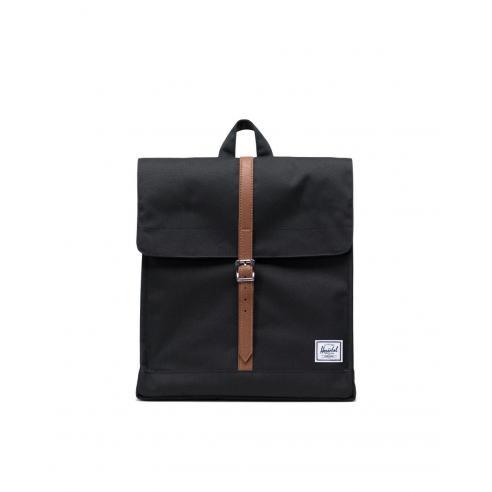Mochila Herschel City Backpack Black