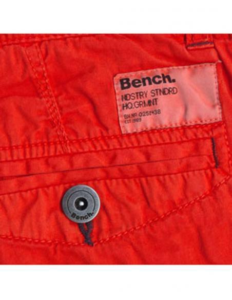 Bermuda Bench Ipanema Rojo