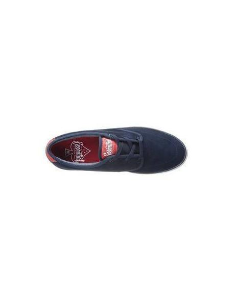 Zapatillas Circa Essential Dress Blue/Ribbon Red