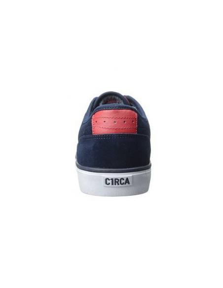 Zapatillas Circa Essential Dress Blue/Ribbon Red