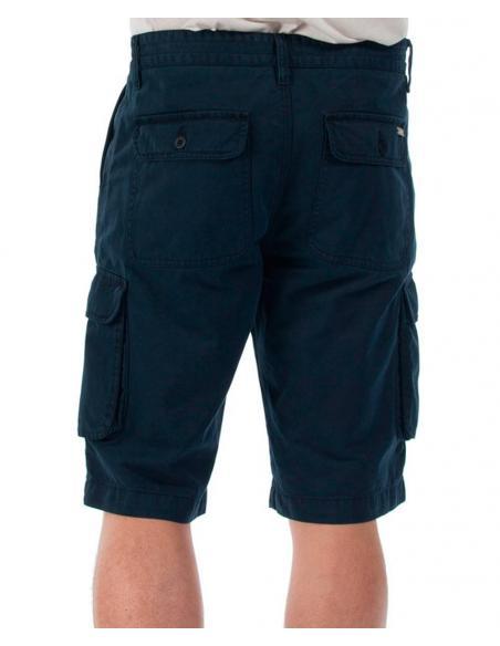Evade Bench Shorts Bermuda Navy