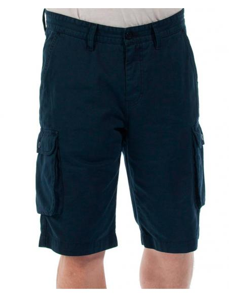Evade Bench Shorts Bermuda Navy