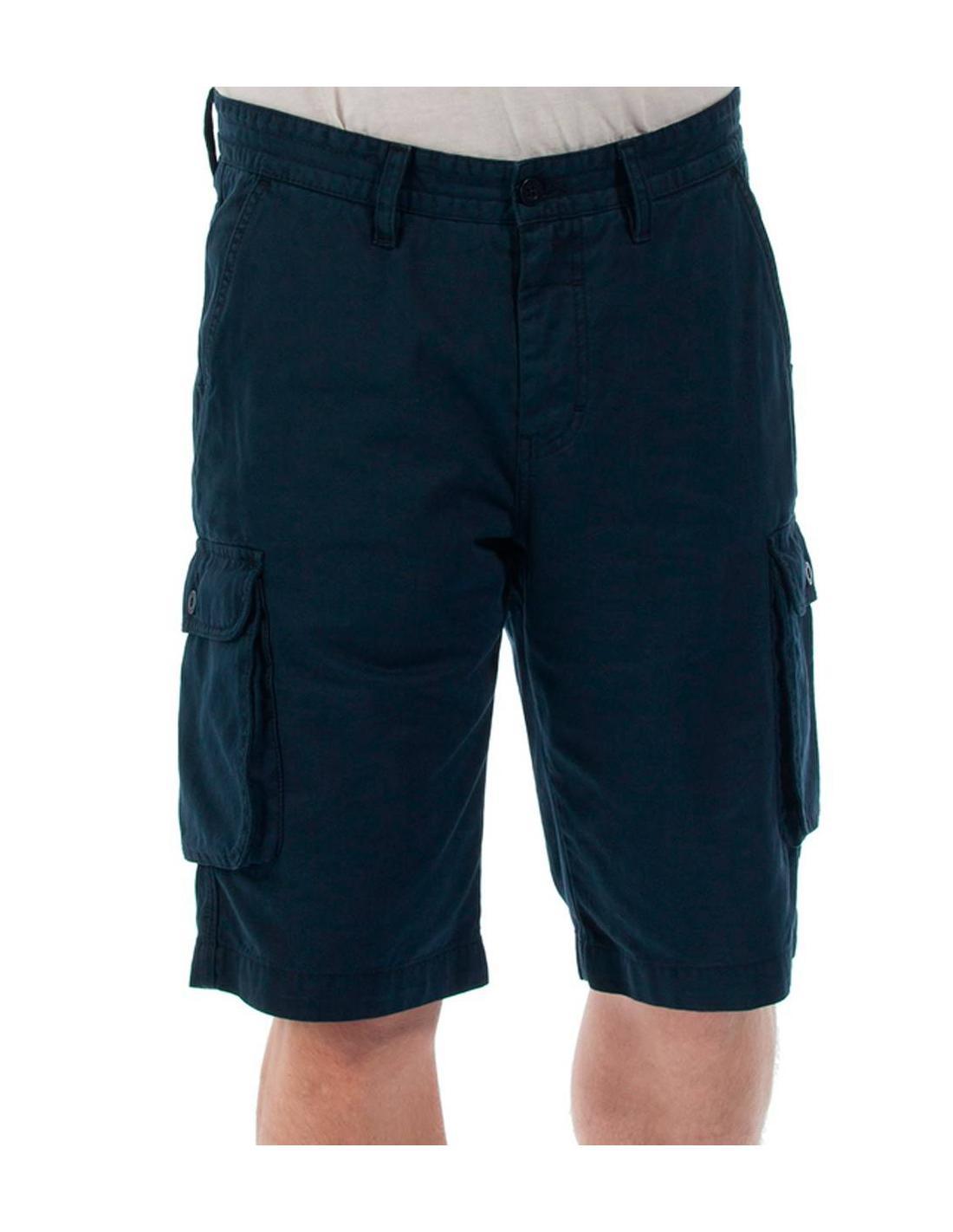 da7473a791 Pantalon Corto Bench Evade Short Bermuda Navy