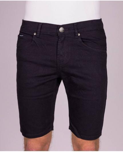 Hydroponic Mackay Negro Pantalon Corto