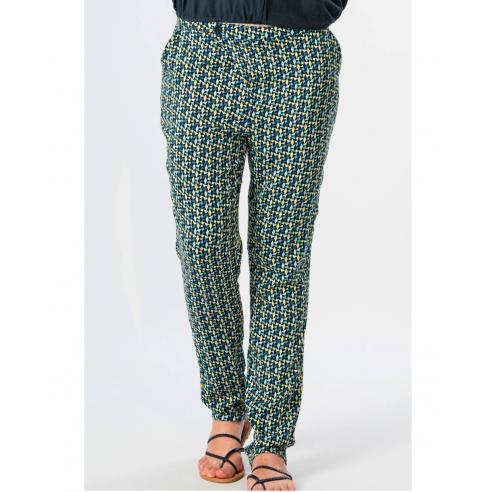 Skunkfunk Moyad Trousers Light Blue