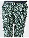 Skunkfunk Moyad Pantalon Light Blue
