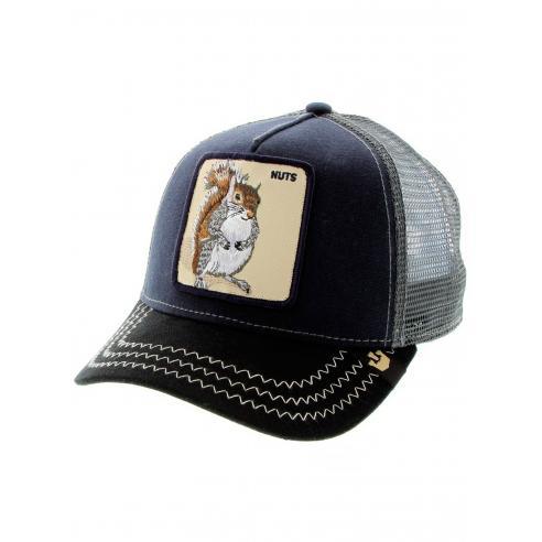Goorin Bros Animal Farm Trucker Hat Squirrel Master