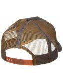 Goorin Bros Animal Farm Trucker Hat Grizz Brown