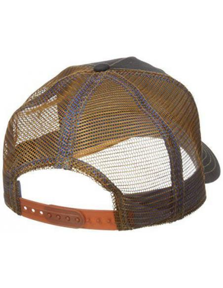 Gorra Goorin Bros Animal Farm Trucker Hat Grizz Brown