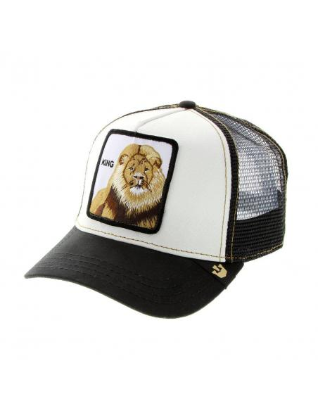 Gorra Goorin Bros King Black Animal Farm Trucker Hat