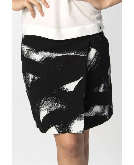 Skunkfunk Primrose black Skirt