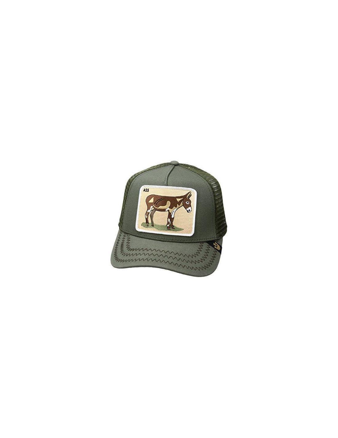 4db9a77ec8054 Previous. Goorin Bros Barn Donkey Ass Olive Animal Farm Trucker Hat. Goorin  Bros Barn Donkey Ass Olive Animal Farm Trucker Hat
