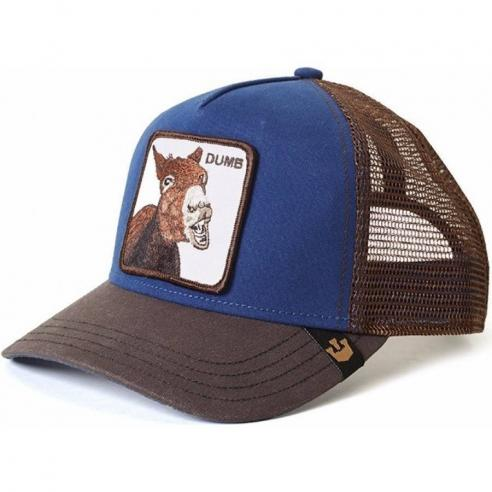 Gorra Goorin Bros Dumbass Roy Animal Farm Trucker Hat