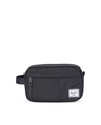 Neceser Herschel Travel Kit Carry On Black 3L