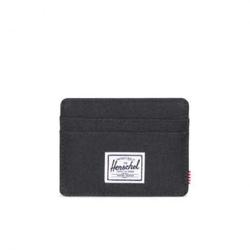 Herschel Charlie Card Wallet Black