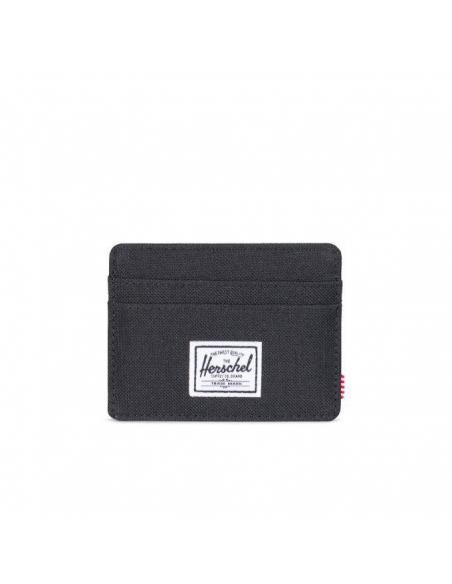 Herschel Charlie Card Wallet Black