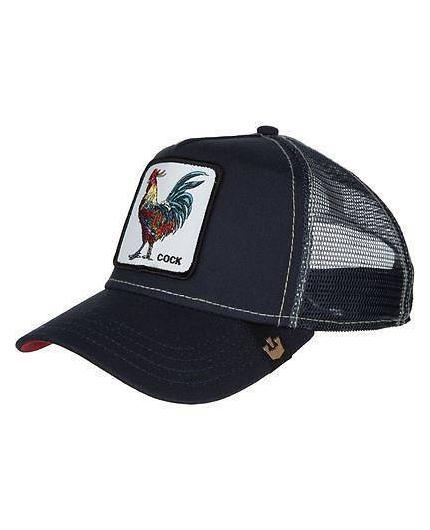 Goorin Bros Gallo Cock Navy Animal Farm Trucker Hat