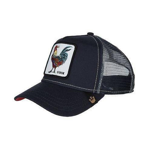 Gorra Goorin Bros Gallo Cock Navy Animal Farm Trucker Hat