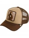Goorin Bros Lone Star Brown Animal Farm Trucker Hat