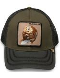 Gorra Goorin Bros Wild Beaver Olive Animal Farm Trucker Hat