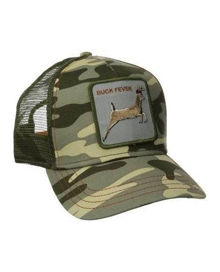 Gorra Goorin Bros 4 Points Camo Animal Farm Trucker Hat