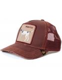 Goorin Bros Pointer Wine Animal Farm Trucker Hat
