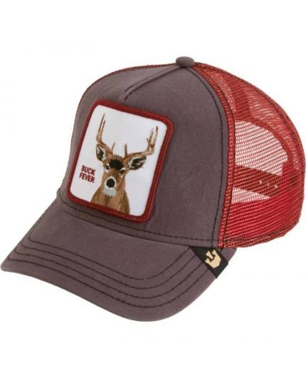 Gorra Goorin Bros Fever Brown Animal Farm Trucker Hat