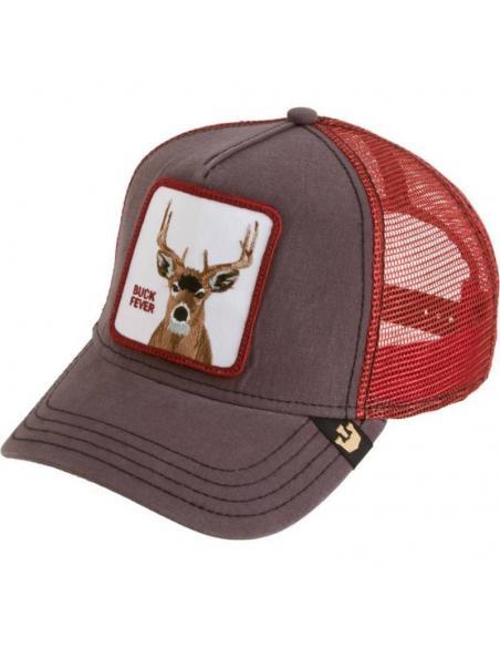Gorra Goorin Bros Fever Brown Animal Farm Trucker Hat