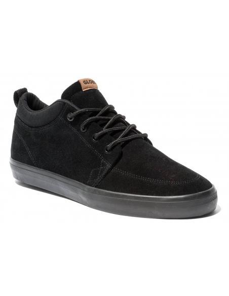 Globe Chukka Shoes Black Black