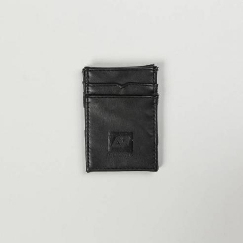 Tarjetero Hydroponic Bling Black Wallet