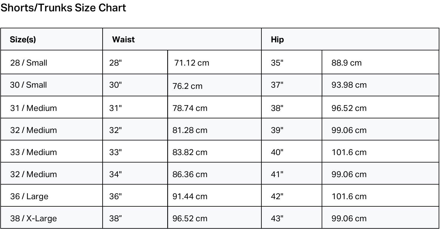 brixton size chat shorts